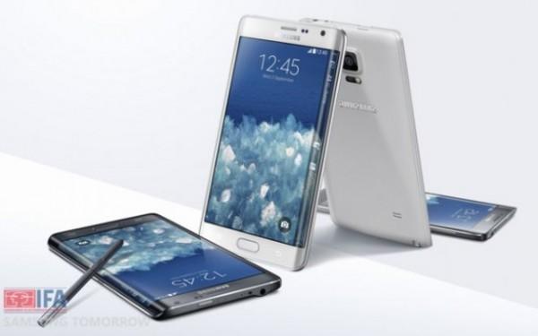 Samsung Galaxy Note Edge, Phablet Canggih Layar Lengkung Diperkenalkan