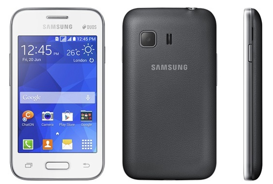 Samsung Galaxy young 2, Harga 999 Ribu Masuk Indonesia