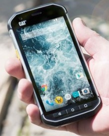 Sepsifikasi Caterpillar Cat S40, Smartphone Tangguh Harga 6,5 Jutaan