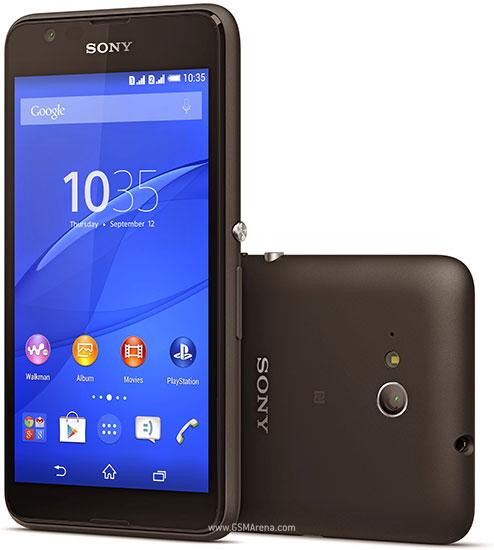 Sony Xperia E4g, Usung CPU 64 bit dan 4G LTE Diperkenalkan