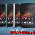 Sony Xperia ZR HP Tercanggih