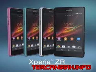 Sony-Xperia-ZR-HP-Tercanggih