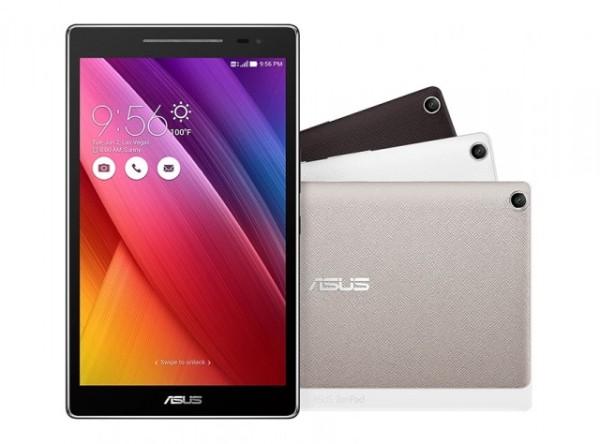 Spesifikasi Asus Zenpad 8.0, Android Lollipop Dengan Layar 8 inchi