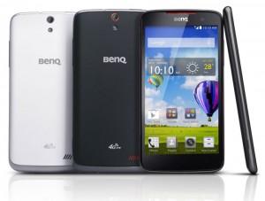 Spesifikasi BenQ F5, Smartphone Quad Core KitKat Harga 2.9 Jutaan