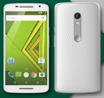 Spesifikasi Motorola Moto X Play, Smartphone 4G LTE Kamera 21 MP