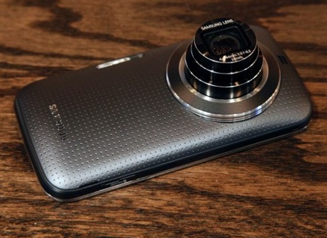 Spesifikasi Samsung Galaxy K Zoom, Dengan Lensa Kamera 24-240mm