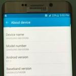 Spesifikasi Samsung Galaxy S6 Edge+ Smartphone Bongsor RAM 3GB