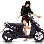 Spesifikasi Yamaha Mio Sporty CW