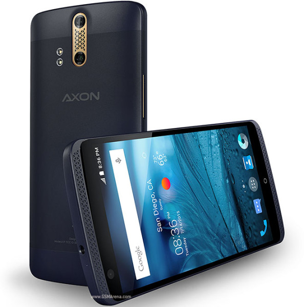 Spesifikasi ZTE Axon, Android Lollipop RAM 4GB Harga 6 Juta