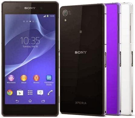 Spesifikasi-dan-Harga-Sony-Xperia-Z2