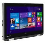 Toshiba Satellite Radius 11, Laptop Windows 8.1 Dengan Layar Putar 360 Derajat