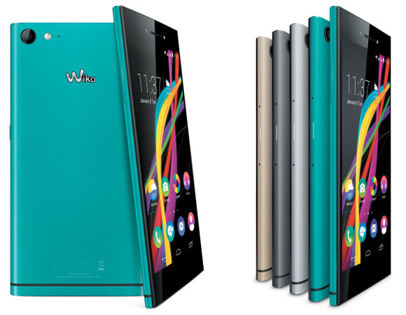 Wiko Highway Star 4G, Layar 5 Inci Berteknologi Super AMOLED