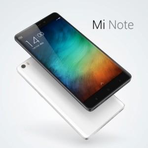 Xiaomi Mi Note Dirilis, Phablet Gahar CPU Quad Core Kamera 13 MP