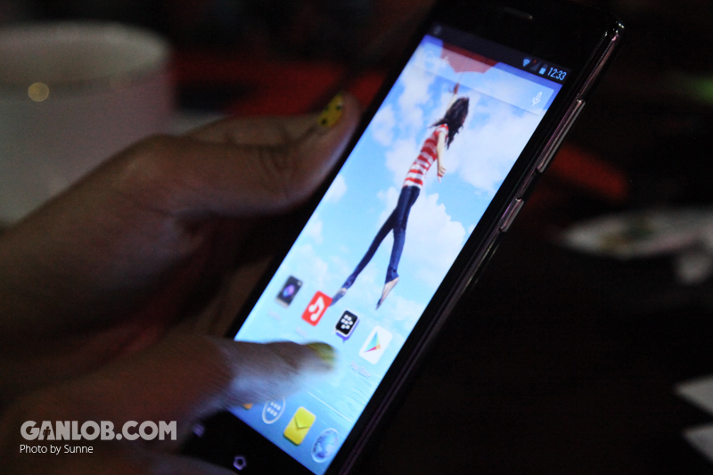 Evercoss Elevate Y A66A Smartphone Quad Core Tangguh 17