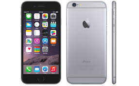 iPhone 6 with Retina HD