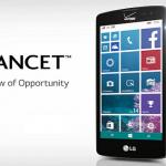 LG Lancet, Ponsel Windows 4G LTE Terbaru 1,5 Jutaan