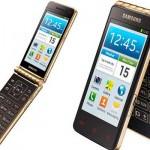 Samsung Galaxy Golden 2, Smartphone Lipat Dengan 2 Layar