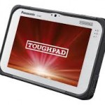 Panasonic Toughpad FZ-B2, Tablet PC Tahan Banting